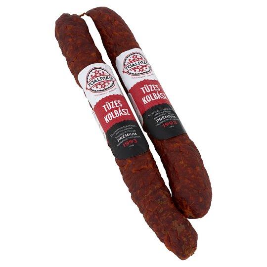 Tóalmási Hot Sausage