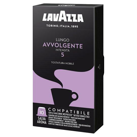 Lavazza Avvolgente Ground Roasted Coffee Capsules 10 pcs 55 g