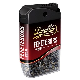 Lucullus Boxed Whole Black Pepper 20 g