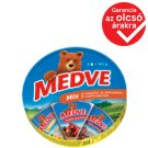 Medve Cheese Selection Spreadable Semi-Fat Cheese 8 pcs 140 g