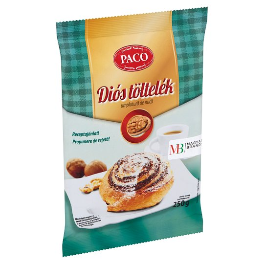 Paco Walnut Flavoured Filling 250 g