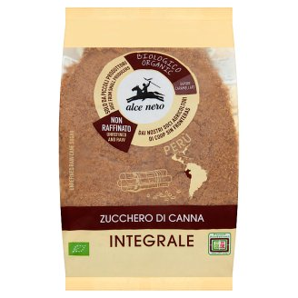 Alce Nero Unrefined Raw Cane Sugar 500 g