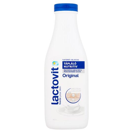 Lactovit Original tápláló tusfürdő 600 ml