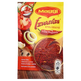 Maggi Ízvarázs Piros Magyaros Condiment 200 g
