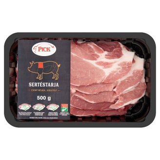 PICK Sliced Pork Spare Ribs without Bone GMO-Free 500 g