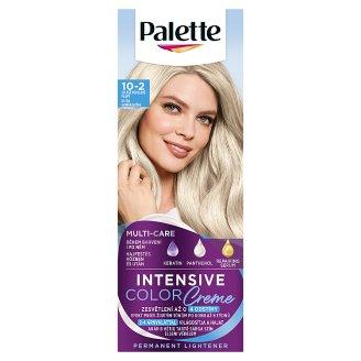 Schwarzkopf Palette Intensive Color Creme Intense Cream Hair Colorant 10-2 Ultra Ash Blonde (A10)
