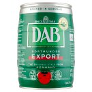 DAB német import világos sör 5% 5 l