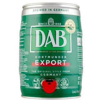DAB German Lager Beer 5% 5 l