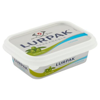 Lurpak Spreadable Three-Quarter-Fat Slightly Salted Product with Olive Oil 200 g