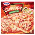 Dr. Oetker Guseppe Quick-Frozen Pizza with Ham & Mushroom 425 g