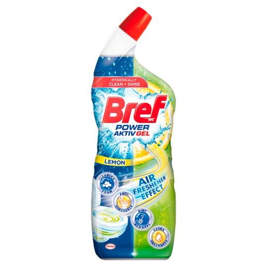 Bref Hygienically Clean & Shine Lemonitta Power Gel 700 ml
