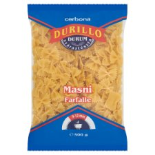 image 1 of Cerbona Durillo Farfalle Durum Pasta 500 g
