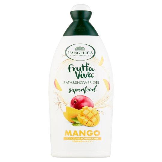 L'Angelica Frutta Viva energetizáló grapefruit hab & tusfürdő 500 ml