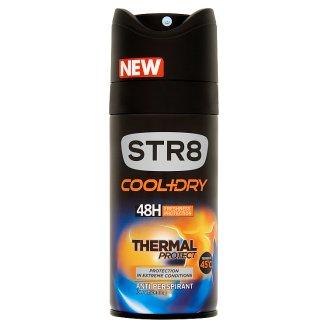 STR8 Cool+Dry Thermal Protect izzadásgátló dezodor 150 ml
