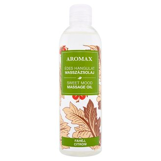 Aromax Sweet Mood Massage Oil with Cinnamon and Lemon Oil 250 ml