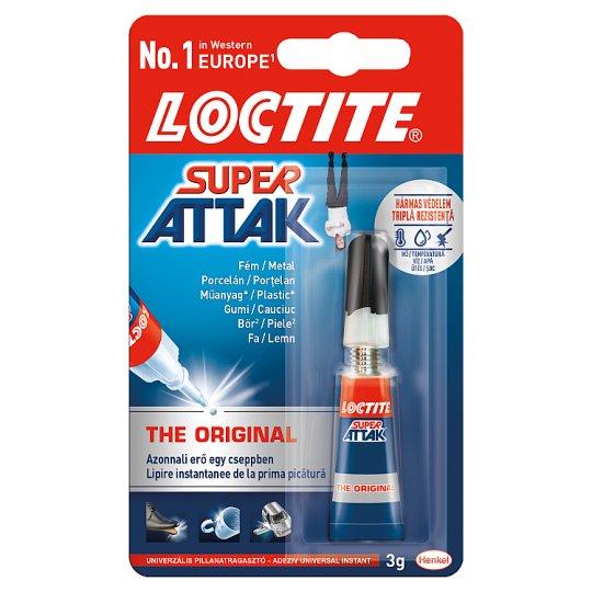 Loctite Super Attak Universal Superglue 3 g