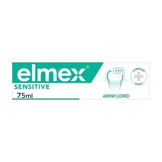 elmex Sensitive fluoridos fogkrém 75 ml