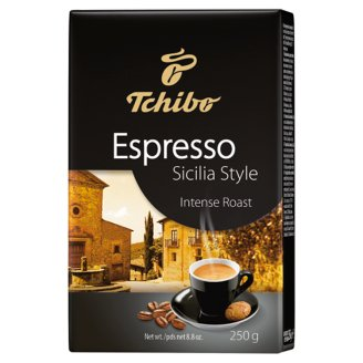 Tchibo Espresso Sicilia Style Ground Roasted Coffee 250 g