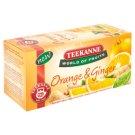 Teekanne World of Fruits narancs és gyömbér ízesítésű gyümölcstea keverék 20 filter 45 g