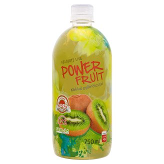 Absolute Live Power Fruit Kiwi Flavoured Fruit Juice 750 ml