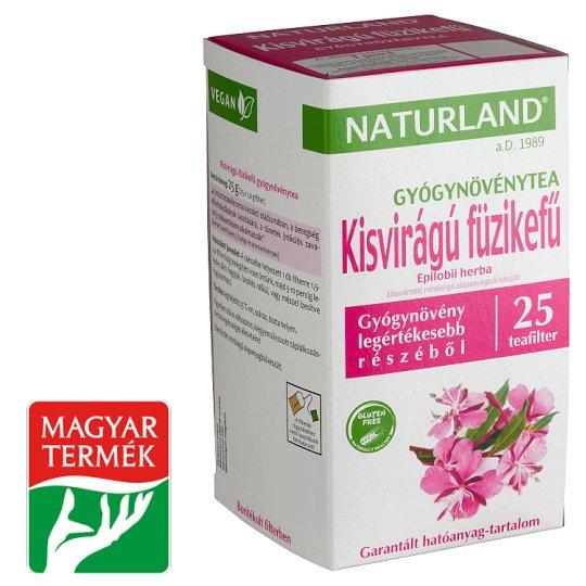 Naturland Herbal Smallflower Hairy Willowherb Herbal Tea 25 Tea Bags 25 g