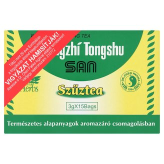 Dr. Chen Patika Jiangzhi Tongshu San Virgin Tea Mixture 15 bags 45 g