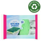 Tesco Kitchen Sponges 2 pcs