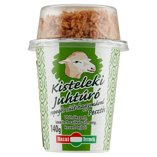 Kisteleki Sheep's Milk Cottage Cheese 140 g