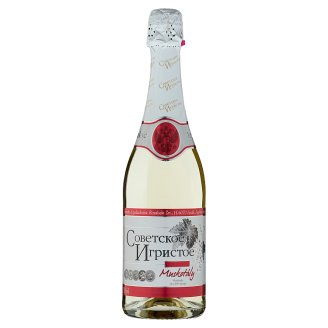 Szovjetszkoje Igrisztoje Muskotály édes fehér pezsgő 11% 750 ml