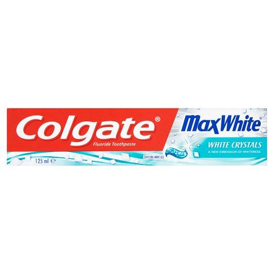 Colgate MaxWhite White Crystals fogkrém 125 ml
