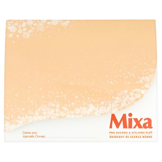 image 1 of Mixa Gift Pack for Sensitive and Dry Skin