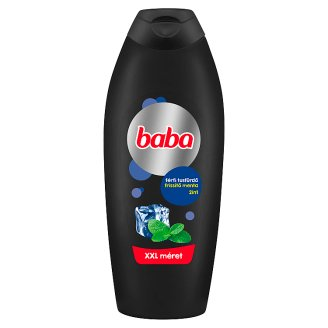 Baba menta férfi tusfürdő 750 ml