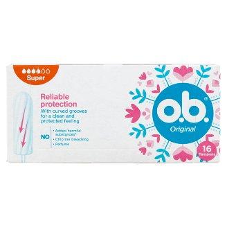 o.b. Original Super tampon 16 db