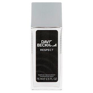 David Beckham Respect férfi hajtógáz nélküli pumpás parfüm dezodor 75 ml