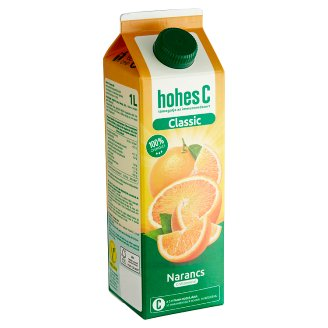 Hohes C Classic 100% Orange Juice 1 l