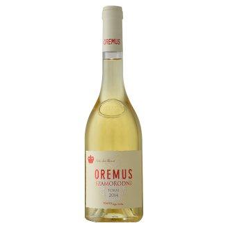 Oremus Édes Szamorodni Sweet White Wine 12,5% 0,5 l