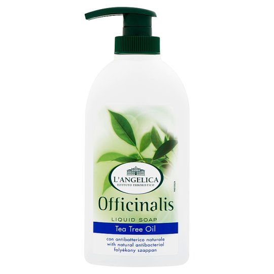 L'Angelica Officinalis Tea Tree Oil Liquid Soap 300 ml