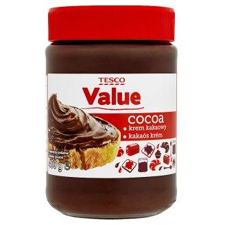 Tesco Value kakaós kenhető krém 400 g