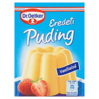 Dr. Oetker Original Vanilla Flavoured Pudding Powder 40 g