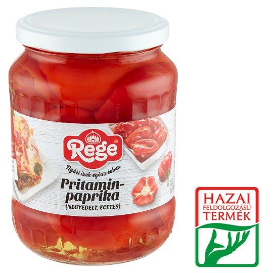 Rege Pickled Sliced Pritamin Pepper 680 g