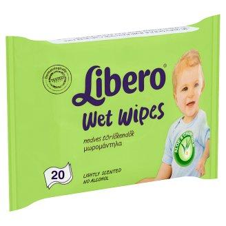 Libero Wet Wipes 20 pcs