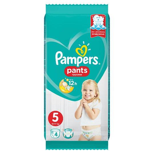 Pampers Pants, Méret: 5, 4 Bugyipelenka, Könnyen Feladható