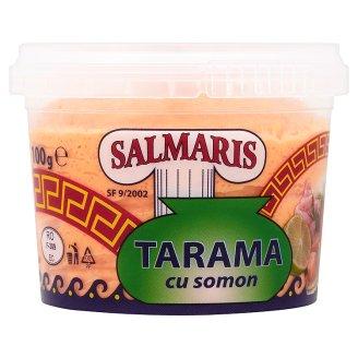 Pescado Salmaris Cod Seed Cream with Smoked Salmon 100 g