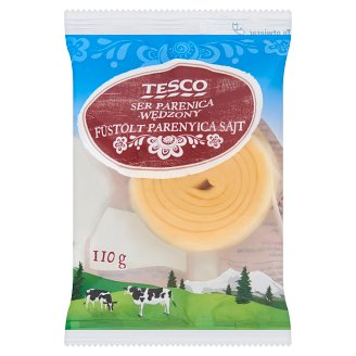 Tesco Smoked Parenyica Cheese 110 g
