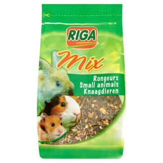 Riga Mix Complete Feed for Small Animals 1 kg