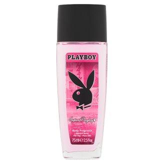 Playboy Super Playboy női hajtógáz nélküli pumpás parfüm dezodor 75 ml