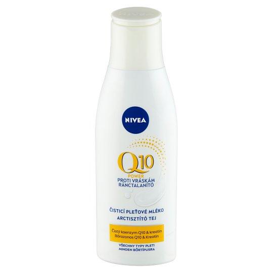 NIVEA Q10 Plus Anti-Wrinkle Cleansing Milk 200 ml