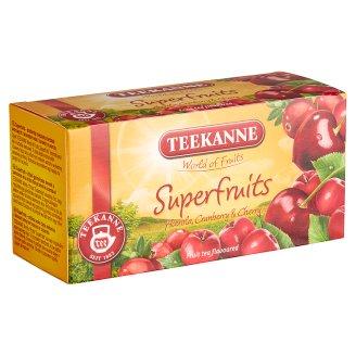 Teekanne World of Fruits Superfruits Fruit Tea Blend 20 Tea Bags 45 g