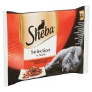 Sheba Selection in Sauce Complete Pet Food for Adult Cats 85 g