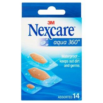 Nexcare Aqua 360° Plaster 14 pcs